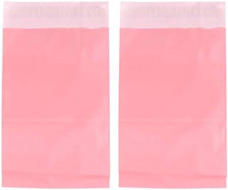 NUOBESTY 200 Stks Postzakken Mailers Enveloppen Zelf Verzegelde Verzendzakken Poly Mailers Waterdichte en Scheurvaste Postzakken