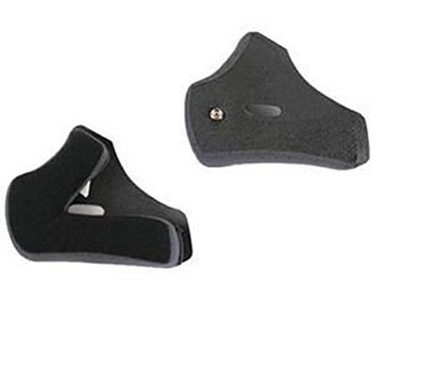 HJC 0943-4005-11 Cheek Pad Set for IS-Max 2 Helmet - 5XL - 14mm