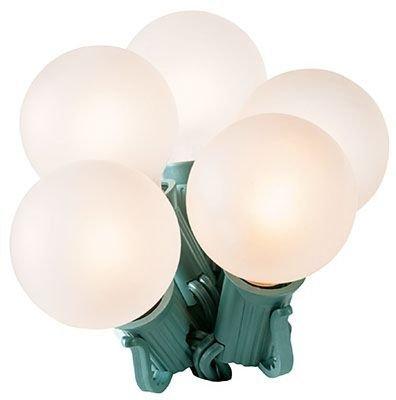 HW 2PK Fros G40 Bulb by Noma/Inliten