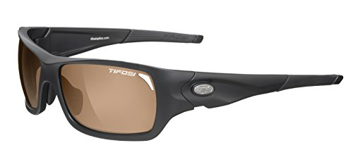 Tifosi Duro 1030600160 Polarized Wrap Sunglasses,Matte Black,150 mm