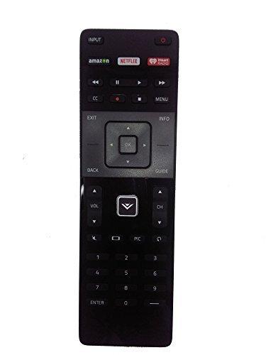 (New Remote XRT122 for Vizio LCD LED TV E32HC1 E40-C2 E40C2 E40X-C2 E40XC2 E43-C2 E43C2 E48-C2 E48C2 E50-C1 E50C1 E55-C1 E55C1 E55-C2 E55C2 E60-C3 E60C3 E65-C3 E65C3 E65X-C2 E65XC2 E70-C3)