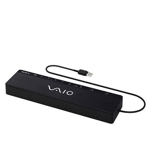 Sony VAIO VGP-UPR1 USB Port Replicator (Compatible with The CR, FZ, and NR Series Notebook PC's)
