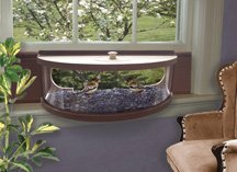 Coveside Panoramic house Window Mirrored product image