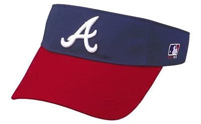 Atlanta Braves VISOR (Adjustable)