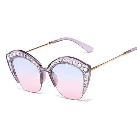 Marco Sol Plata Multi de Calidad Marco Gafas Moda de de Negro Óptico Gafas Gran Gran de Tamaño Mujer Alta Tamaño Transparente Acetato GGSSYY de Sol Gran de ZF4Twqw