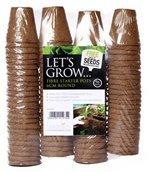 Solus Garden and Leisure Ltd - Maceta Biodegradable (Circular ...