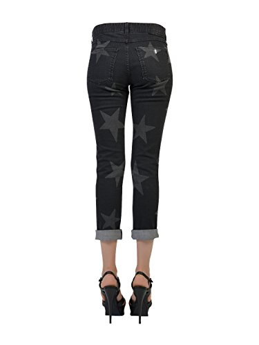 Mccartney Nero Cotone Donna Stella Jeans 372773shh011001 S1gSdw