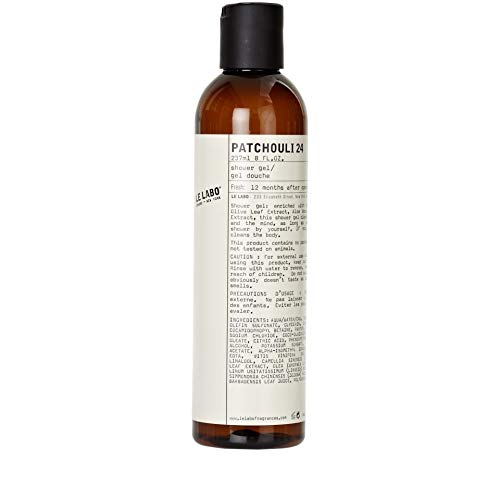 [Le Labo ] ルラボパチョリ24シャワージェル237ミリリットル - Le Labo Patchouli 24 Shower Gel 237ml [並行輸入品] B07S959KNP