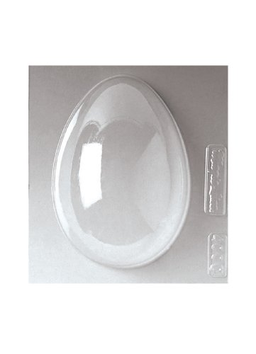 Paderno World Cuisine Single Imprint 8.625-Inch Polypropylene Chocolate Mold, ()