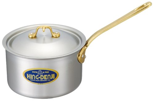 Kingudenji deep saucepan ( with scale) 24‡p by EBM