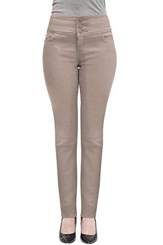 Hybrid Jeans V Donne Elastici Company amp; Per Cachi Comodi wrqCr4t