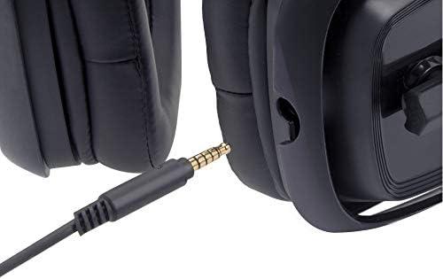 Auriculares para juegos AmazonBasics Pro - Negro 9