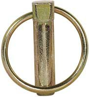 Imperial 73543 Lynch Pin, 3/16'', Plated (Pack of 5) by Imperial