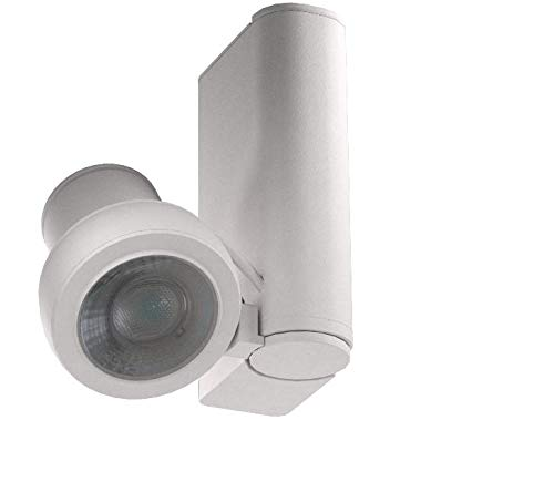 Lightolier 6276BWH Lytespan Track Lighting Sof-Tech Low-Voltage Enclosed Spot, WHite