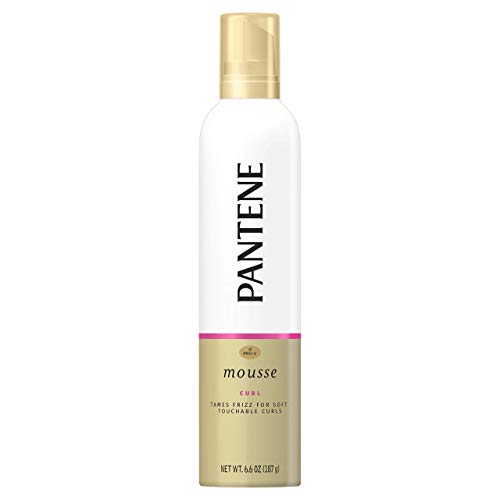 Pantene Pro-V Curls Defining Mousse, Maximum Hold, 6.6 Ounce