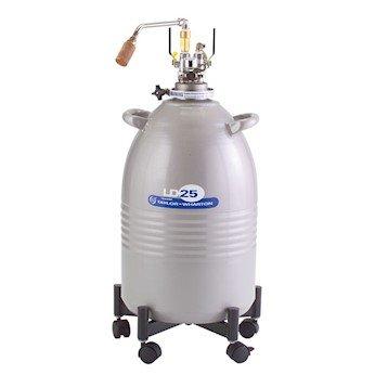 "Worthington Industries R033-8C00 18.8"" Roller Base for Models LD35 LD50 XT34 LS750 HC34 HC35 VHC35 Cryogenic Dewar from Worthington Industries"