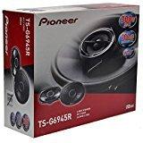 New Pioneer 300 Watts 6' X 9' 2-Way Coaxial Car Audio Speakers 6X9'