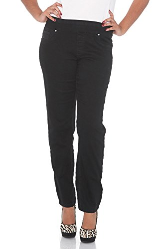 8d2aba7e447 Suko Jeans Pull On Jeans for Women Stretch Skinny Blue Black Jeggings chic