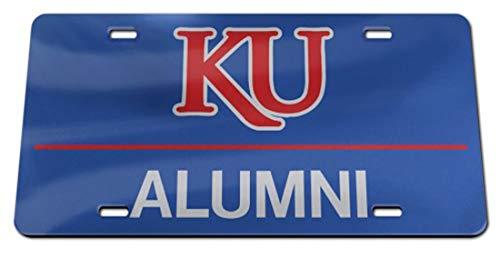 Wincraft University of Kansas Jayhawks Alumni License Plate