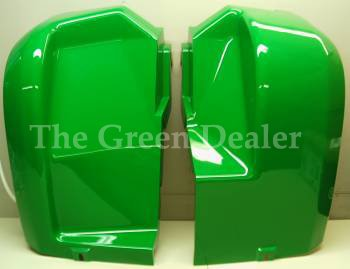 Photo John Deere Gator 6X4 Rear Fender Set