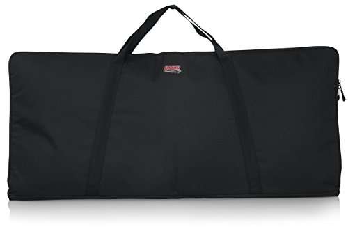 Gator Cases Light Duty Keyboard Bag for 49 Note Keyboards and Electric Pianos (GKBE-49) from Gator