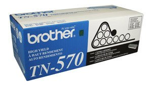 Brother TN-570 / TN570 / OEM Black Laser Toner, Brother HL 5140/ MFC 8440 - Tn 570 Brother Toner