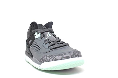 Jordan Spizike Black/Mint Foam-Dark Grey (Little Kid)