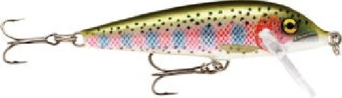 Rapala Countdown 11 Fishing lure, 4.375-Inch, Rainbow Trout