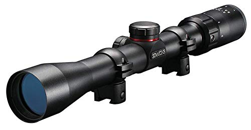 Simmons 511039 3 - 9 x 32mm .22 Mag(R) Matte Black Riflescope (Marlin Model 25 22 Bolt Action Rifle)