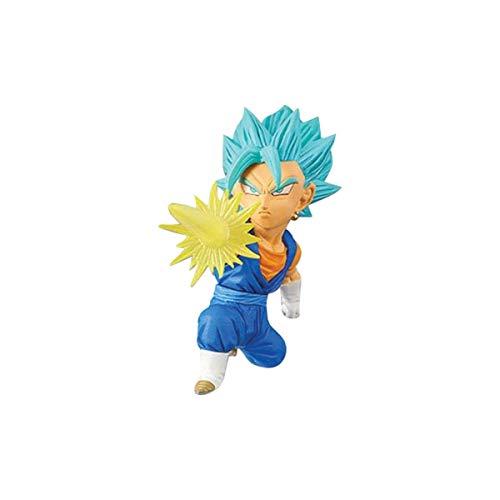 Action Figure Wcf Dragon Ball Super Vegito Blue Banpresto Multicores