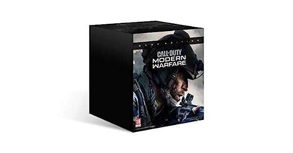 Call of Duty: Modern Warfare Dark Edition - Collectors Limited - PlayStation 4 [Importación italiana]: Amazon.es: Videojuegos