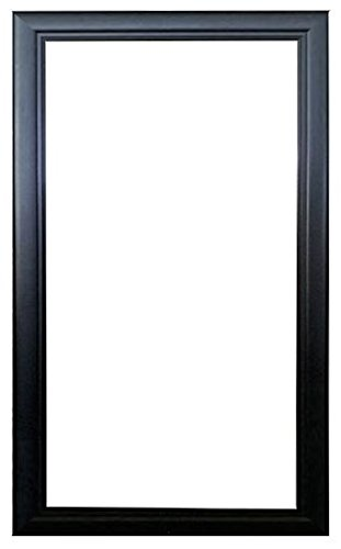 Amazon.com - 12x24 Black Wood Picture/Poster Frame (12\