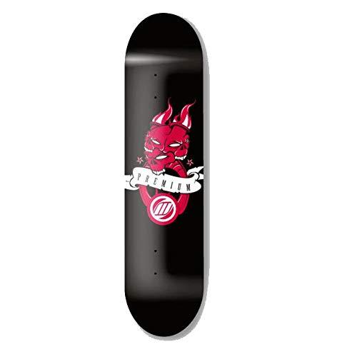 新発売 プレミアム スケートボード (PREMIUM) PLEMIUM HYDRO BLACK 8.0 PLEMIUM スケートボード B07G6MTZYH デッキ 8.0 スケボー B07G6MTZYH, 狛江 風月堂:99f3237c --- a0267596.xsph.ru