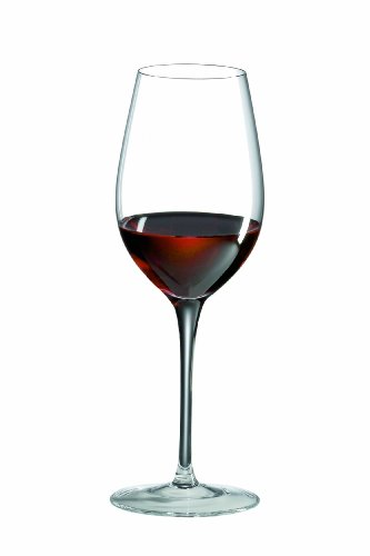 Ravenscroft Invisibles 12-Ounce Chianti/Reisling Lead-Free Wine Glass, Set of 4