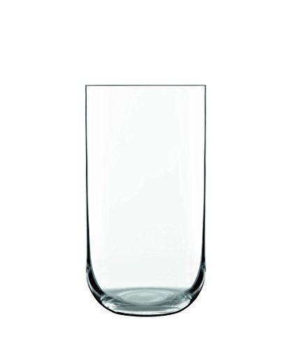 Luigi Bormioli 11560/01 Sublime 20 oz Beverage Glasses, Set of 4, - 20 Ounce Beverage