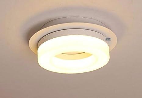 Moderne Lampen 66 : Yxhflo moderne und minimalistledaisle deckenleuchte kreisförmiger