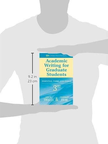 Academic Writing For Graduate Students Pdf