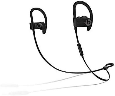 Beats Powerbeats 3 Wireless In Ear Headphones Black (Renewed)