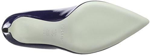 Blue Pollini W Toe Oceano Pumps Closed Shoe Women's 753 wzfwYv