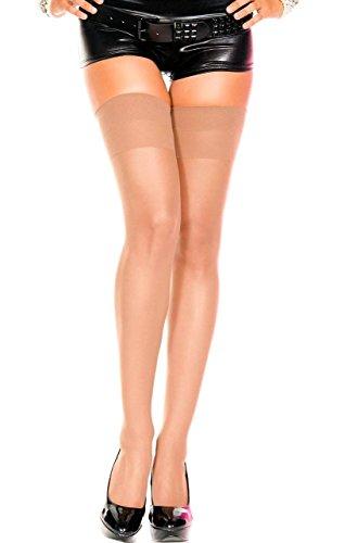 Music Legs Womens Sheer Stocking product image