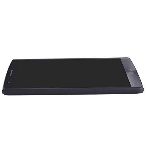 MYLB Calidad cáscara de la Funda case cover protectora de alta dura para LG G3S smartphone (Negro) Negro.