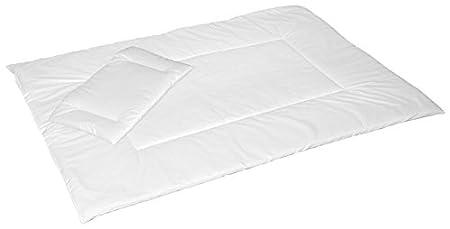 COT Bed 140X70 for COT 120X60 OR COT Bed 140X70 3 pc Set Brown Friends Teddy Bear Pattern inc Duvet Cover-Pillow CASE-Bumper