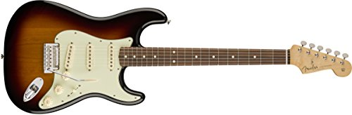 Fender Classic Player 60's Stratocaster Electric Guitar - Pau Ferro Fingerboard - 3-Color Sunburst