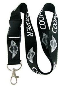 mini-cooper-keychain-lanyard-badge-holder
