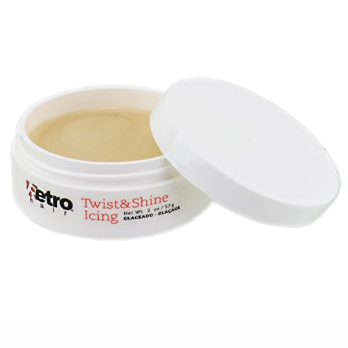 Retro Hair Twist and Shine Style Enhancer, 2 Fluid -