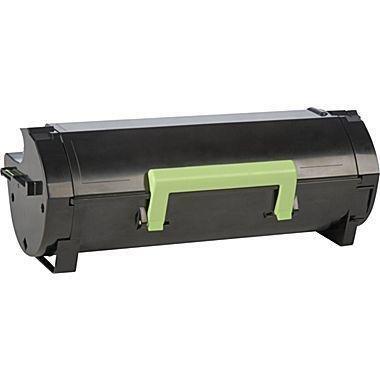 SaveOnMany ® Lexmark 50F1X00 (501X) Black BK - 10, 000 Extra High-Yield - Compatible Remanufactured Toner Cartridge For MS410d MS410dn MS415dn MS510dn MS610de MS610dn MS610dte MS610dtn