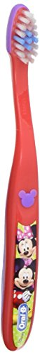 Oral B Stages #2 Minnie Mouse 2-4 Years - 1 Pack Assorted Colors