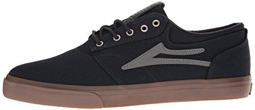Para Zapatillas Lakai Skate Hombre Textile Navy De gum Griffin qIwwOxCP6
