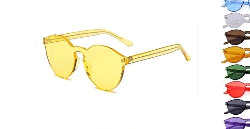 Retro Fashion Sunglasses Candy - Sunglasses Fashion Mens