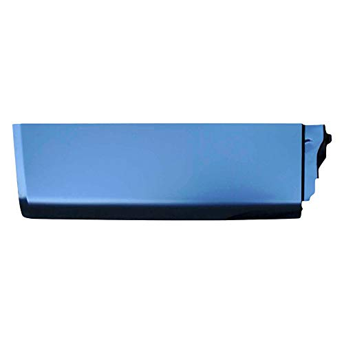 New Replacement Rear Passenger Side Outer Lower Door Skin Patch OEM - Door Skin Passenger